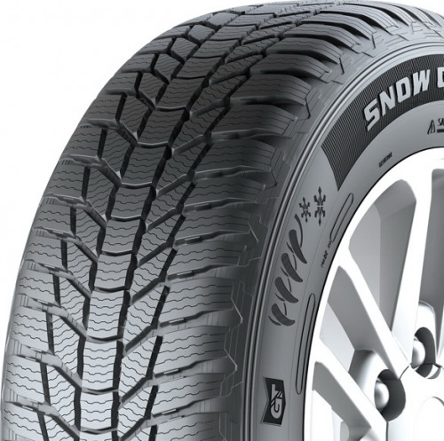 General Tire SNOW GRABBER+XL