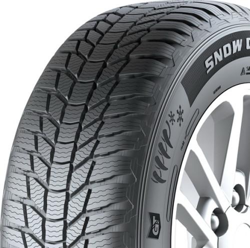 General Tire SNOW GRABBER+XL