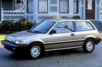 Honda Civic Hatchback III
