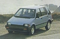 Honda Civic Estate III