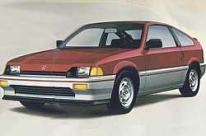 Honda Civic Coupe III
