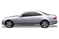 Mercedes CL Coupe W215