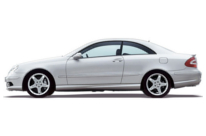 Mercedes CLK Coupe W209