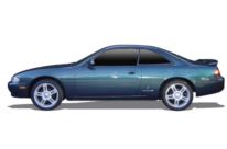 Nissan 200 SX Coupe S14