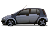 Smart Forfour Hatchback I