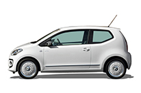 VW e-up! Hatchback I