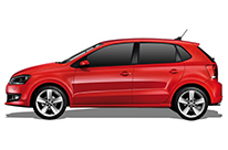 VW Polo Hatchback V FL