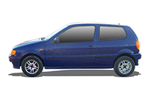 VW Polo Hatchback III