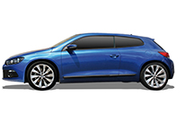 VW Scirocco Coupe III FL