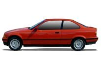 BMW 3 Series Coupe E36